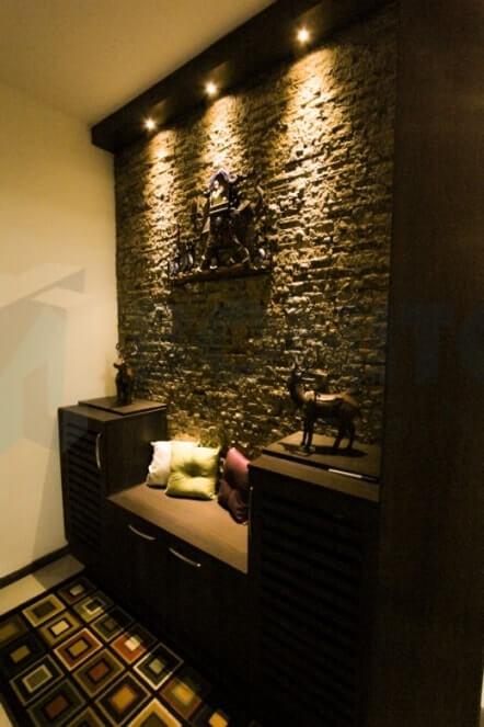 3bhk Apartment Of Mr Gupta At Salarpuria Sattva Greenage