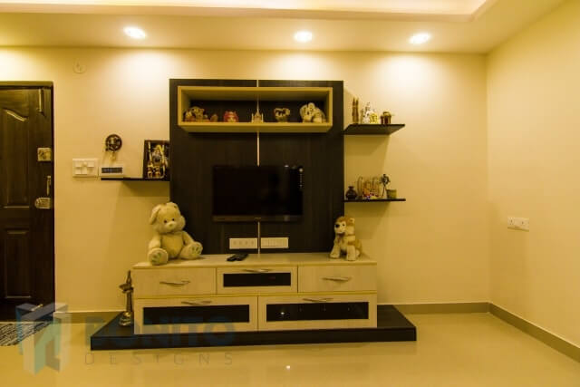 2bhk Flat Of Mrs Bhavana At Parimala Trinity Bonito Designs
