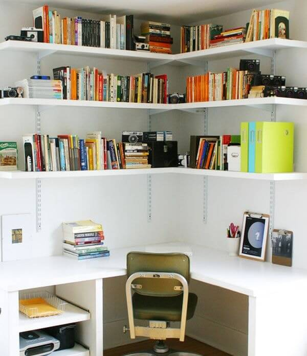 Corner-space-in-the-bedroom-turned-into-compact-home-office-with-ample-storage