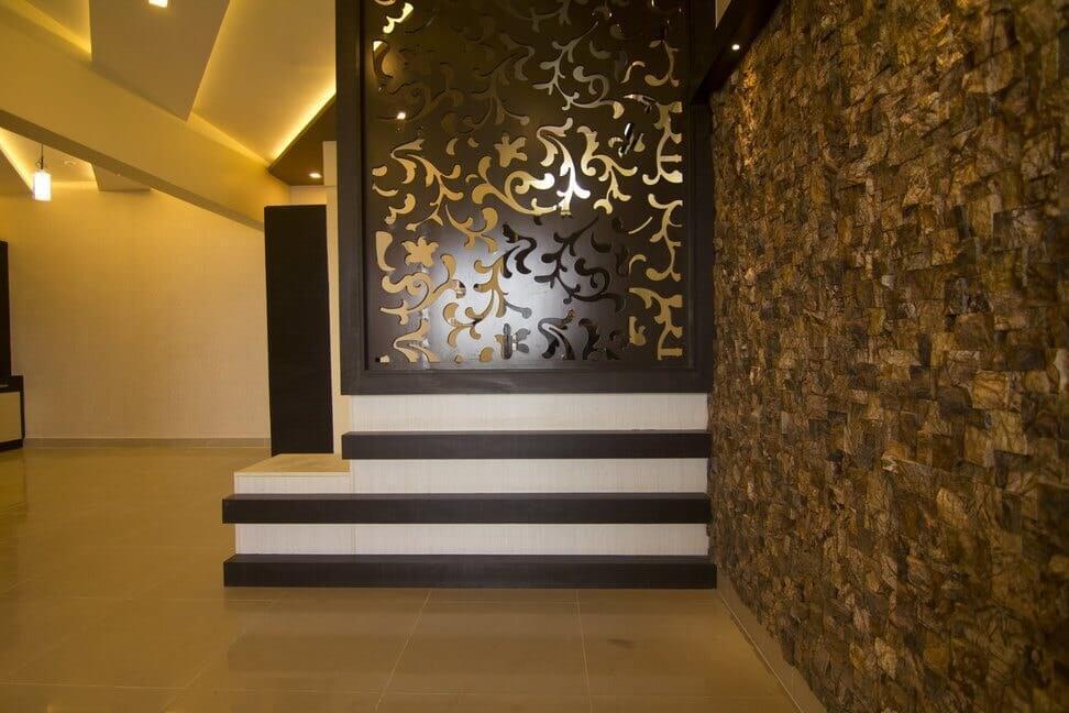 Dr Ravikumar S 3bhk Apartment Interiors Bonito Designs
